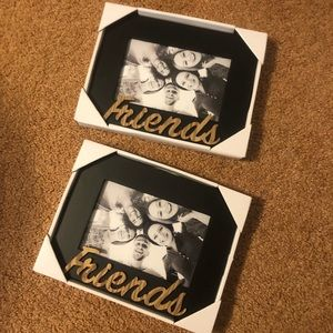 Other - 2 Friends picture frames